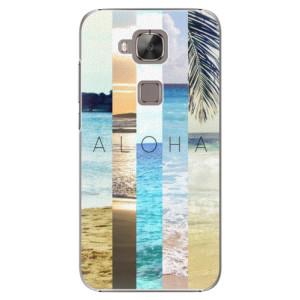 Plastové pouzdro iSaprio Aloha 02 na mobil Huawei G8