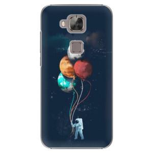Plastové pouzdro iSaprio Balloons 02 na mobil Huawei G8