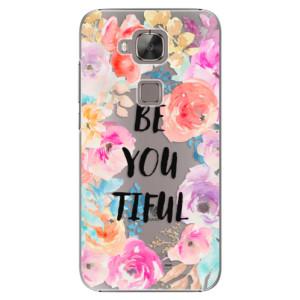 Plastové pouzdro iSaprio BeYouTiful na mobil Huawei G8