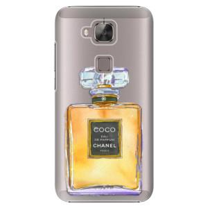 Plastové pouzdro iSaprio Chanel Gold na mobil Huawei G8