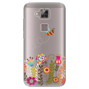 Plastové pouzdro iSaprio Bee 01 na mobil Huawei G8