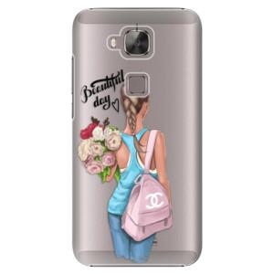 Plastové pouzdro iSaprio Beautiful Day na mobil Huawei G8