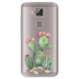 Plastové pouzdro iSaprio Cacti 01 na mobil Huawei G8