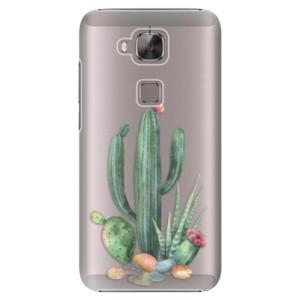 Plastové pouzdro iSaprio Cacti 02 na mobil Huawei G8