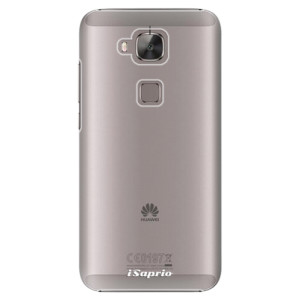 Plastové pouzdro iSaprio 4Pure mléčné bez potisku na mobil Huawei G8