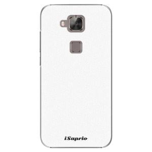 Plastové pouzdro iSaprio 4Pure bílé na mobil Huawei G8