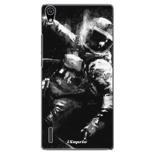 Plastové pouzdro iSaprio Astronaut 02 na mobil Huawei P7