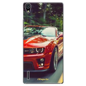 Plastové pouzdro iSaprio Chevrolet 02 na mobil Huawei P7