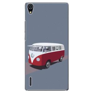 Plastové pouzdro iSaprio VW Bus na mobil Huawei P7
