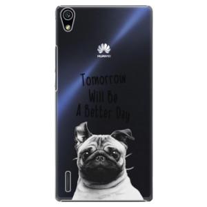 Plastové pouzdro iSaprio Better Day 01 na mobil Huawei P7