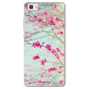 Plastové pouzdro iSaprio Blossom 01 na mobil Huawei P8 Lite