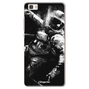 Plastové pouzdro iSaprio Astronaut 02 na mobil Huawei P8 Lite