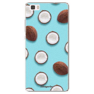 Plastové pouzdro iSaprio Coconut 01 na mobil Huawei P8 Lite