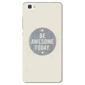 Plastové pouzdro iSaprio Awesome 02 na mobil Huawei P8 Lite