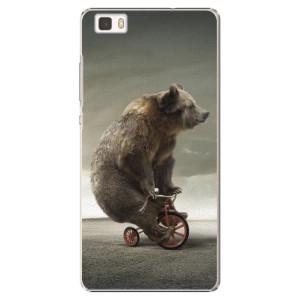 Plastové pouzdro iSaprio Bear 01 na mobil Huawei P8 Lite
