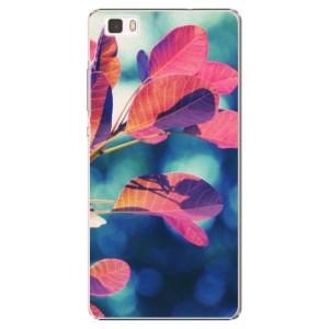 Plastové pouzdro iSaprio Autumn 01 na mobil Huawei P8 Lite