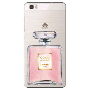 Plastové pouzdro iSaprio Chanel Rose na mobil Huawei P8 Lite