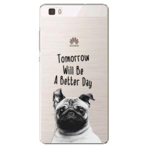 Plastové pouzdro iSaprio Better Day 01 na mobil Huawei P8 Lite