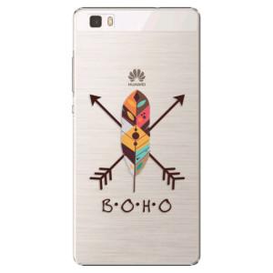 Plastové pouzdro iSaprio BOHO na mobil Huawei P8 Lite