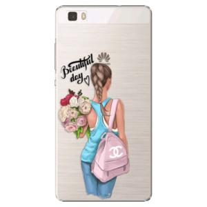 Plastové pouzdro iSaprio Beautiful Day na mobil Huawei P8 Lite