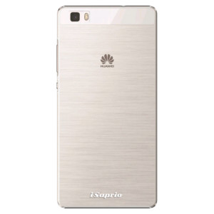 Plastové pouzdro iSaprio 4Pure mléčné bez potisku na mobil Huawei P8 Lite