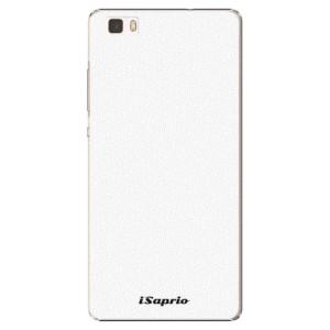Plastové pouzdro iSaprio 4Pure bílé na mobil Huawei P8 Lite
