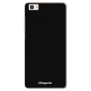 Plastové pouzdro iSaprio 4Pure černé na mobil Huawei P8 Lite
