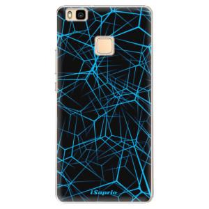 Plastové pouzdro iSaprio Abstract Outlines 12 na mobil Huawei P9 Lite