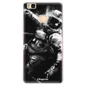 Plastové pouzdro iSaprio Astronaut 02 na mobil Huawei P9 Lite