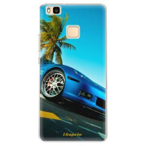Plastové pouzdro iSaprio Car 10 na mobil Huawei P9 Lite