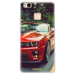 Plastové pouzdro iSaprio Chevrolet 02 na mobil Huawei P9 Lite