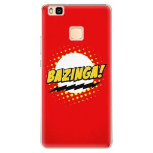 Plastové pouzdro iSaprio Bazinga 01 na mobil Huawei P9 Lite
