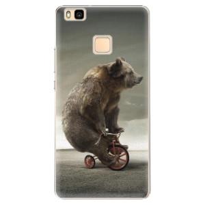 Plastové pouzdro iSaprio Bear 01 na mobil Huawei P9 Lite