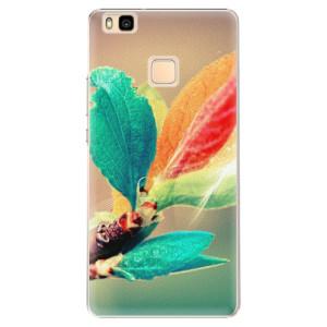 Plastové pouzdro iSaprio Autumn 02 na mobil Huawei P9 Lite