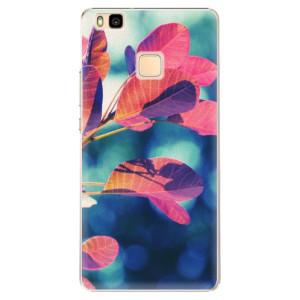 Plastové pouzdro iSaprio Autumn 01 na mobil Huawei P9 Lite