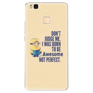 Plastové pouzdro iSaprio Be Awesome na mobil Huawei P9 Lite