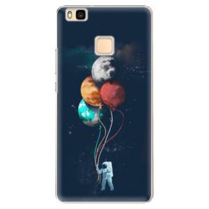 Plastové pouzdro iSaprio Balloons 02 na mobil Huawei P9 Lite