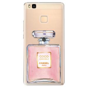 Plastové pouzdro iSaprio Chanel Rose na mobil Huawei P9 Lite