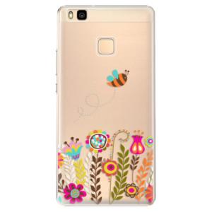Plastové pouzdro iSaprio Bee 01 na mobil Huawei P9 Lite