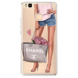 Plastové pouzdro iSaprio Fashion Bag na mobil Huawei P9 Lite