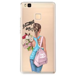 Plastové pouzdro iSaprio Beautiful Day na mobil Huawei P9 Lite