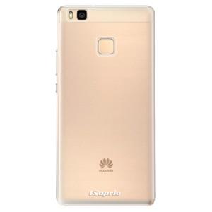 Plastové pouzdro iSaprio 4Pure mléčné bez potisku na mobil Huawei P9 Lite