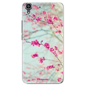 Plastové pouzdro iSaprio Blossom 01 na mobil Huawei Y6