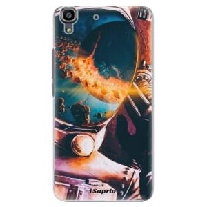 Plastové pouzdro iSaprio Astronaut 01 na mobil Huawei Y6