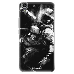 Plastové pouzdro iSaprio Astronaut 02 na mobil Huawei Y6
