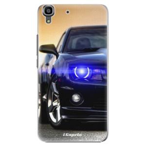 Plastové pouzdro iSaprio Chevrolet 01 na mobil Huawei Y6