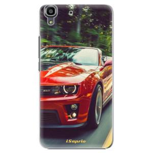 Plastové pouzdro iSaprio Chevrolet 02 na mobil Huawei Y6