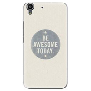 Plastové pouzdro iSaprio Awesome 02 na mobil Huawei Y6