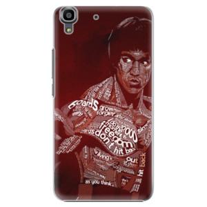 Plastové pouzdro iSaprio Bruce Lee na mobil Huawei Y6