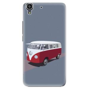 Plastové pouzdro iSaprio VW Bus na mobil Huawei Y6